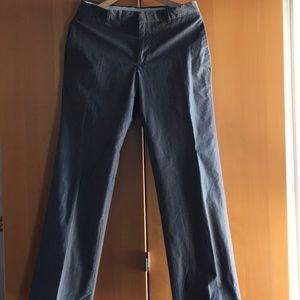 Banana Republic brown cotton pants